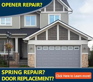 Our Services - Garage Door Repair Cambridge, MA